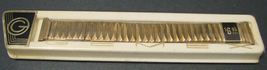 Vintage NOS Gemex Gold Filled Expansion Watch Band - $85.00