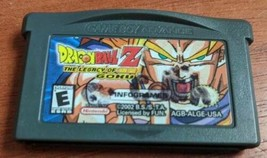 Dragon Ball Z The Legacy of Goku Nintendo Game Boy Advance gameboy drago... - $17.30 CAD