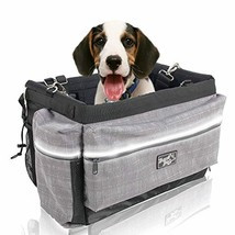 ALL FOR PAWS pet basket for bicycle dog basket for bike Delux 2 in 1 Dog... - $87.35