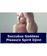 Sexy Female Succubus Goddess Pleasure Spirit & BetweenAllWorlds Love Spell - $155.00