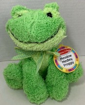 "Melissa & Doug ""Meadow Medley Froggy"" Frog Plush makes ""ribbit"" noise W/... - $7.91"