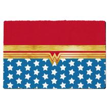 Wonder Woman Super Hero Inspired Door Mat - $37.99+