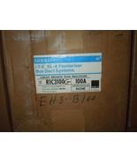 Gould R1C3100G 100A 3ph 3W w/ Ground ITE XL-X Feederiser Breaker Plug En... - $1,450.00