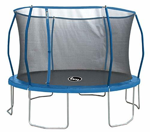 Trampoline Parts Center Coupon Code: Bounce Master 12' Trampoline With Enclosure