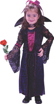 Vamptessa , Infant | Toddler Costume , Toddler 2 - 4 , Free Shipping - $28.00