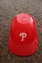 NEW Major League Baseball Souvenir Server Mini Batting Helmet MLB Phillies - $24.99