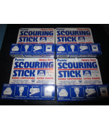 Scouring Stick Pumie Removes Deep Stains No Odors Non-Toxic 4 Count - $6.85