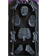 Dissected Skeleton Body Parts Ice Tray Candy Jello Shots Mold Party Favo... - $9.99