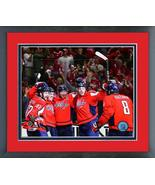 T.J. Oshie Celebrates His Goal in Game 6 of the 2018 Eastern Conference ... - $42.95