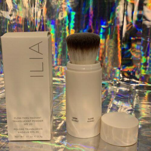 NEW IN BOX ILIA Radiant Translucent Powder SPF 20 MOON DANCE