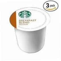 Starbucks Sbux Kcup Brkfst Blnd 10 count (Pack Of 6) - $43.60