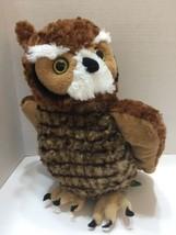 "Great Horned Owl Plush Wild Republic 12"" Animal Toy - $9.39"