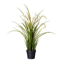 IKEA - FEJKA Artificial potted plant, grass - $20.78