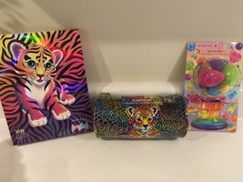 MORPHE X LISA FRANK Eyeshadow PALETTE 35B + 6 Piece Brush Set + Makeup S... - $108.90
