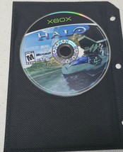 Halo: Combat Evolved - Microsoft Xbox, 2003 Game of the year USED, (Disc ONLY) - $15.86