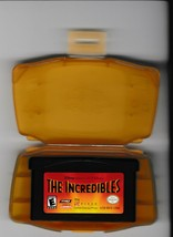 Incredibles (Nintendo Game Boy Advance, 2004) with Booklet - $8.28