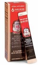 KGC Cheong Kwan Jang Korean Red Ginseng Extract Everytime 30 / 50 / 60 Sticks image 2
