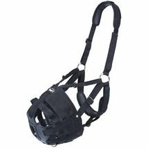 Tough 1 Deluxe Easy Poly Nylon Extra Padded Breathe Horse Size V Muzzle ... - $44.50