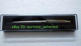 Parker Classic Stainless Steel GT Ball Point Pen Ballpen New Original Blue Ink - $9.91