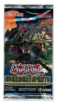 Yu-Gi-Oh Guerrieri Spirito Cards Booster Pack 1st Edition - $4.00