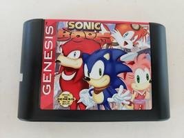 Sonic Boom - Sega Genesis - $14.85