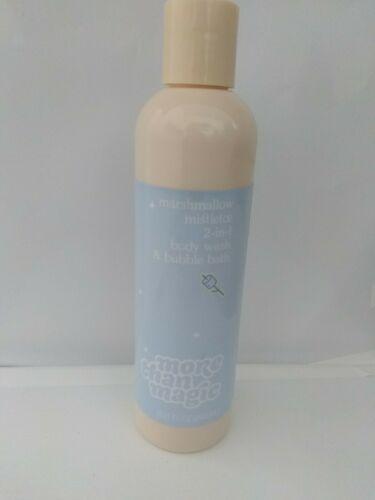 More Than Magic Marshmallow Misletoe Body Wash Bubble Bath 8.11 oz 1 bottle