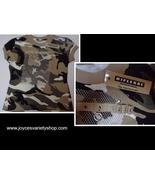 Riflessi Camouflage Khaki Youth Shirt NWT SZ Small Free Shipping - $9.00