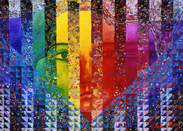 Conundrum I - Art Card, ACEO Edition - $7.00