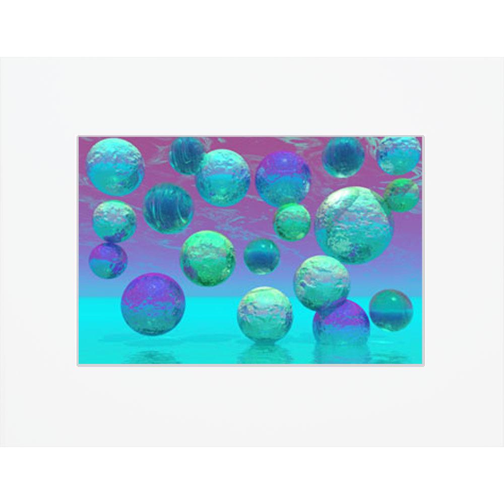 "Ocean Dreams - 11x14"" Framed Fine Art Print"