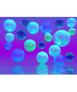 Violet Mist - Art Card, ACEO - $7.00