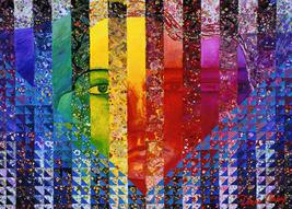 "Conundrum I - 11x14"" Framed Fine Art Print - $125.00"