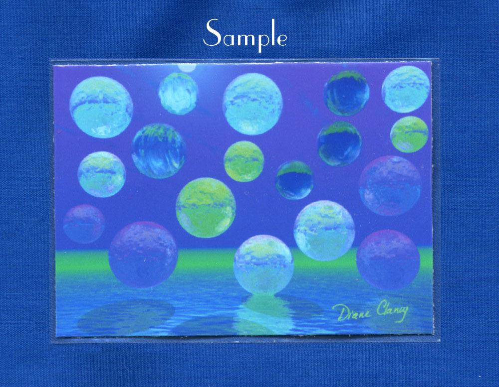 Anticipation - Art Card, ACEO Edition