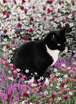 Freckles in Flowers II - Art Card, ACEO - $7.00
