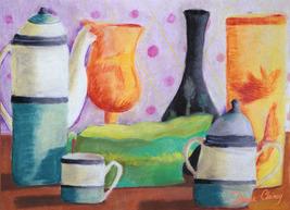 """Bottlescape II - 8x10"""" Fine Art Print - $26.00"""