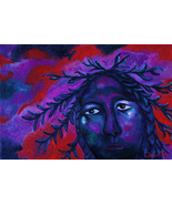 Mother Watching All - Art Card, ACEO Edition - $7.00