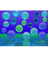 Night Light - Art Card, ACEO - $7.00
