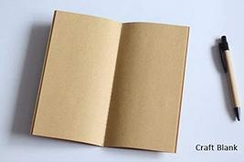 Bullet Journal Notebook Dot Grid Sheets - Standard Pocket Kraft Paper Do... - $6.86