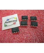 LM833N National Semiconductor Dual Audio Amplifier IC LM833 - NOS Qty 5 - $4.74