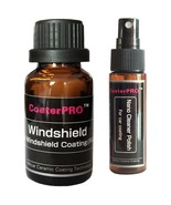 CoaterPRO Auto Windscreen Coating Window Nano Glass Water Repellant Anti... - $31.63