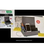 Five Star Tech Charging Station Desktop Organization Gray - $9.99