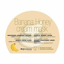 iN.gredients Cream Mask Banana Honey - $4.89