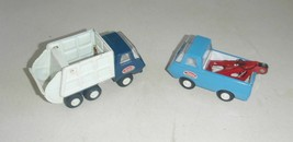 Lot Of 2 Tonka Toys - Garbage Truck & Tow Truck - $23.99