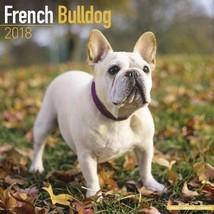 French Bulldog Calendar - Dog Breed Calendars - 2017 - 2018 wall Calenda... - $7.45