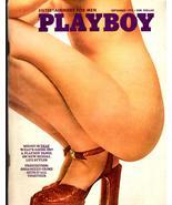 PLAYBOY September 1973 Victoria Principal picto... - $3.95