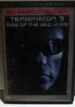 """Terminator 3:Rise Of The Machines- 2 DVD set - $6.00"