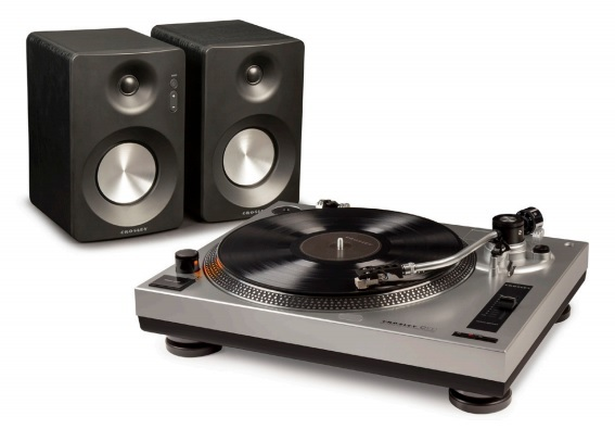 Crosley K100 K-Series Turntable System K100A-SI