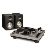 Crosley K100 K-Series Turntable System K100A-SI - £268.97 GBP