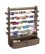 Antique Thread Keeper spools cross stitch sewin... - $69.99
