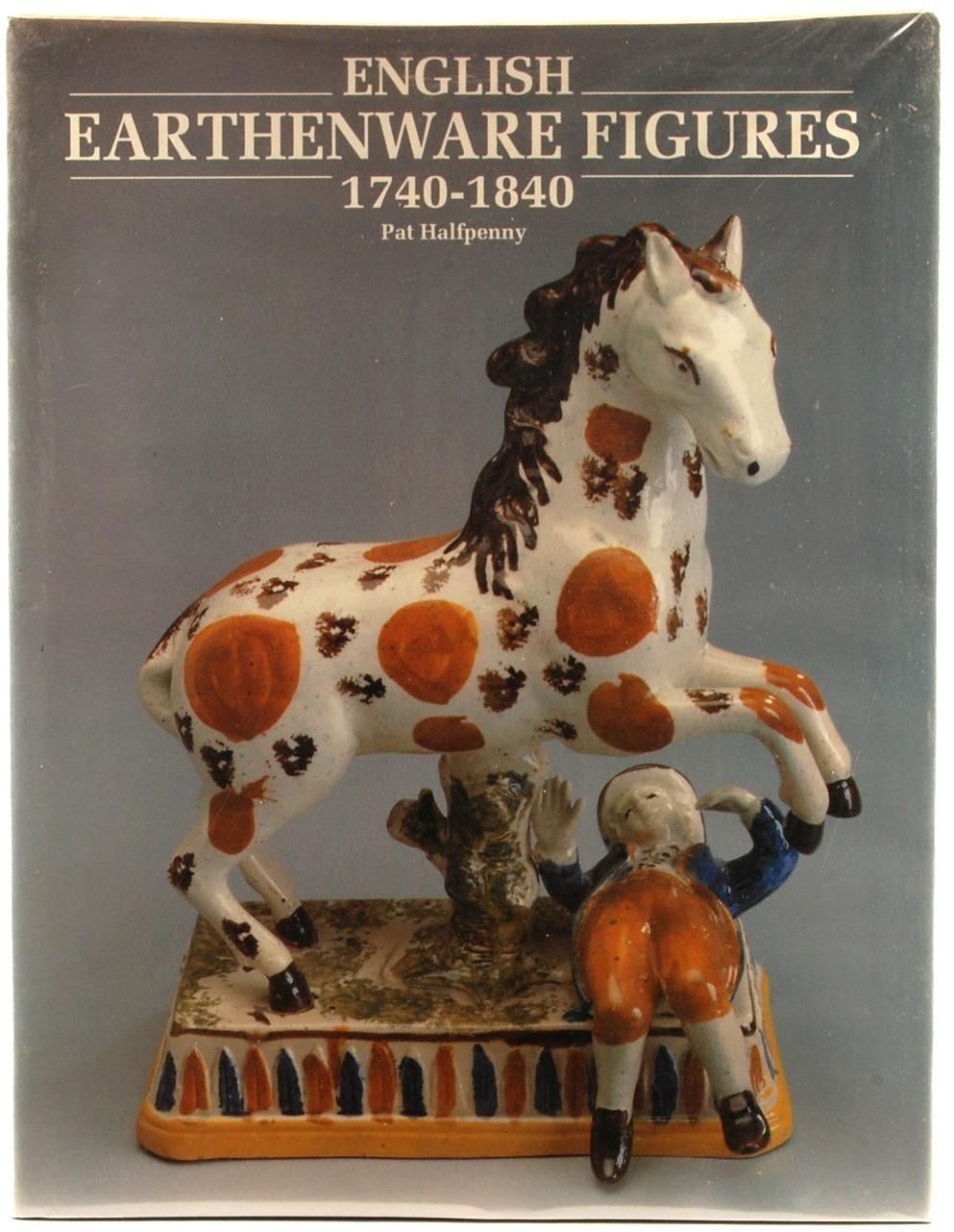 Book english earthenware figures