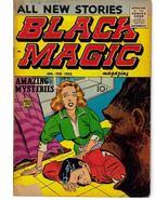 Prize Comics Black Magic V6 #3 Secret Weapon Man From Nowhere Ashes Mons... - $9.95